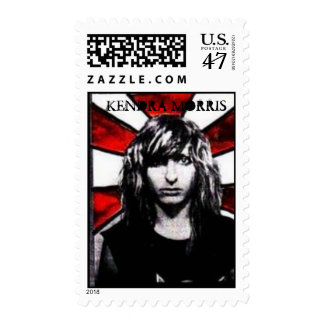 Kendra Morris Postage Stamp