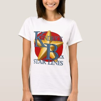 Kendrick Brothers Star Lines Shirt