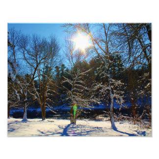 Kenduskeag Stream November 2014 II Photo Print