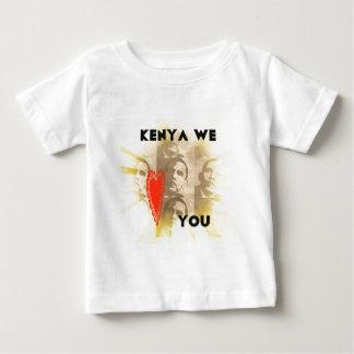 Kenia le amamos tshirt