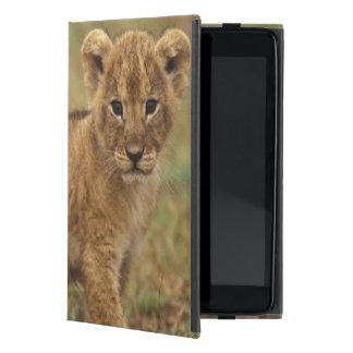 Kenia. León Cub (Panthera Leo) iPad Mini Carcasa