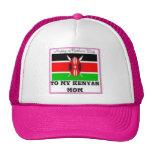 Kenia (madre) gorras de camionero