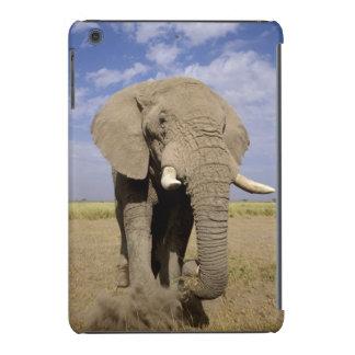 Kenia: Parque nacional de Amboseli, elefante Funda Para iPad Mini