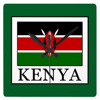 Kenia Reloj Cuadrado
