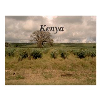 Kenia Tarjeta Postal