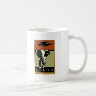 Kenia Taza De Café
