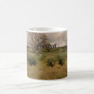 Kenia Tazas De Café