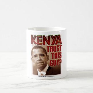 Kenia Taza Clásica