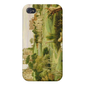 Kenilworth Castle, Warwickshire, 1840 (oil on pane iPhone 4 Covers