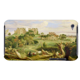 Kenilworth Castle, Warwickshire, 1840 (oil on pane iPod Case-Mate Case