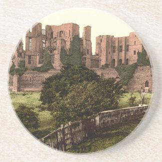 Kenilworth Castle, Warwickshire, England Drink Coasters