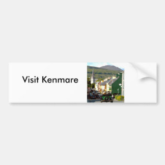 Kenmare Bumper Stickers