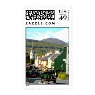 Kenmare Ireland Postage Stamp