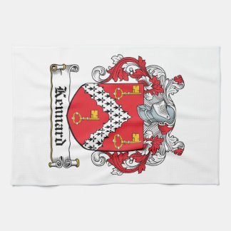 Kennard Family Crest Towels