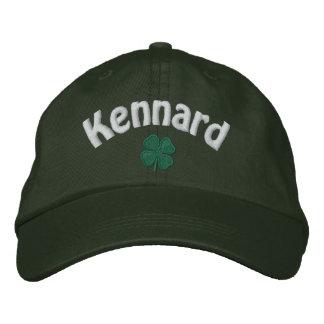 Kennard - Four Leaf Clover Embroidered Baseball Hat
