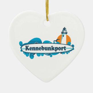 Kennebunkport. Ceramic Ornament