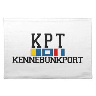 Kennebunkport. Cloth Placemat