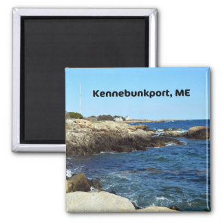 Kennebunkport, Maine 2 Inch Square Magnet