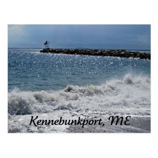 Kennebunkport, Maine Postcard