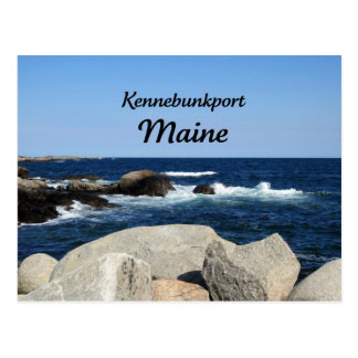 Kennebunkport, Maine Tarjeta Postal