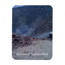 Kennecott Copper Mine Magnet