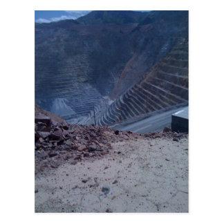 Kennecott Copper Mine Postcard