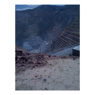 Kennecott Copper Mines Poster