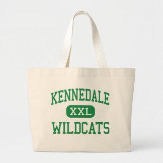 Kennedale - gatos monteses - joven - Kennedale Tej Bolsa De Mano