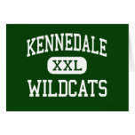 Kennedale - Wildcats - Junior - Kennedale Texas Card
