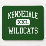 Kennedale - Wildcats - Junior - Kennedale Texas Mouse Mat