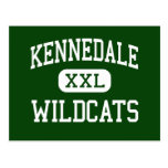 Kennedale - Wildcats - Junior - Kennedale Texas Post Card
