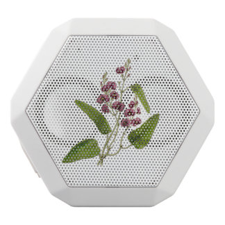 Kennedia Flower White Bluetooth Speaker