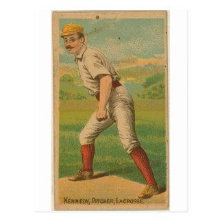 Kennedy 1887 postal