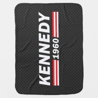 Kennedy 1960 (John F. Kennedy, JFK) Receiving Blanket