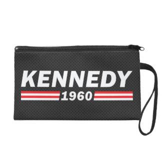 Kennedy 1960 (John F. Kennedy, JFK) Wristlet Purse