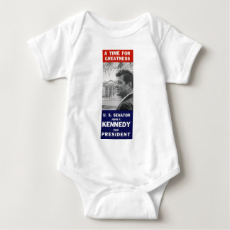 Kennedy - A Time For Greatness Baby Bodysuit
