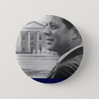 Kennedy - A Time For Greatness Button