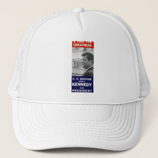 Kennedy - A Time For Greatness Trucker Hat