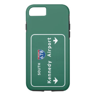 Kennedy Airport JFK I-678 NYC New York City NY iPhone 7 Case