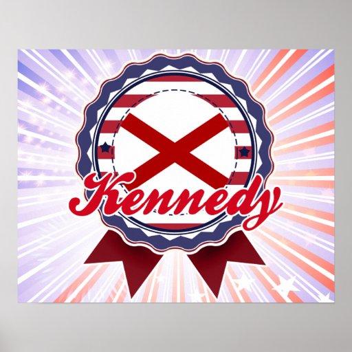 Kennedy, AL Poster