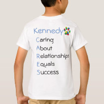 Kennedy Autism Awareness T-Shirt