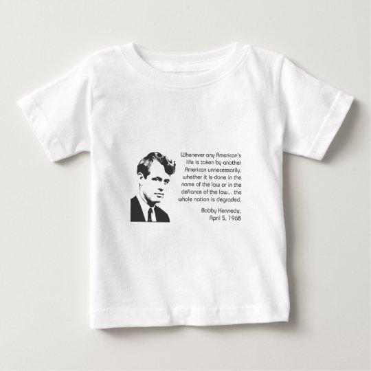 Kennedy Baby T-Shirt