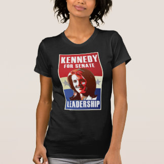 Kennedy Begins Campaign For Senate Tshirts