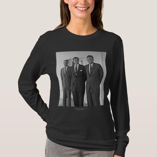 Kennedy Brothers, John, Ted, Robert T-Shirt