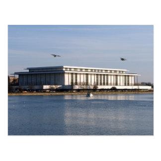 Kennedy Center Postcard