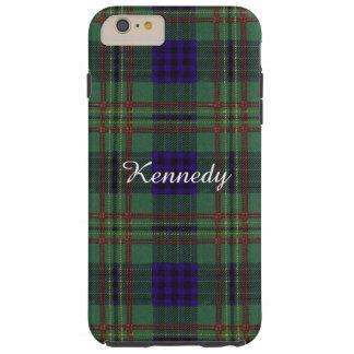 Kennedy clan Plaid Scottish tartan Tough iPhone 6 Plus Case