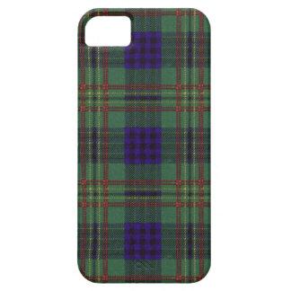 Kennedy clan Plaid Scottish tartan iPhone 5 Cover