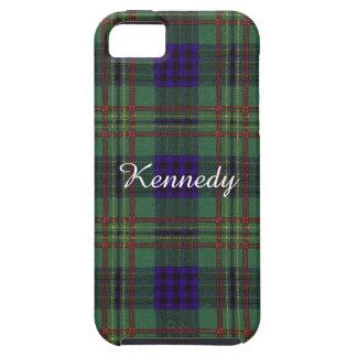 Kennedy clan Plaid Scottish tartan iPhone 5 Covers