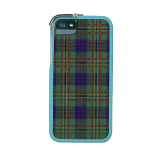 Kennedy clan Plaid Scottish tartan Cover For iPhone 5/5S