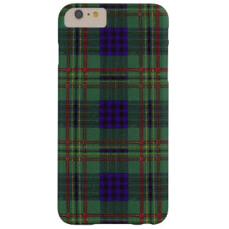 Kennedy clan Plaid Scottish tartan Barely There iPhone 6 Plus Case